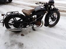 DKW SB 350 1934 aus erster Hand, Originalbrief, nicht fahrbereit, zum Rest