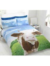 Juegos de fundas nórdicas para cama de 90 con algodón