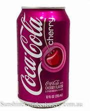 Cherry Coke Softdrink - 12 x 355mls - USA Drinks Imported