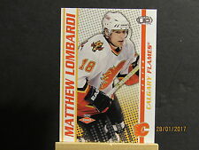 2003-04 Pacific Heads Up #105 Matthew Lombardi RC