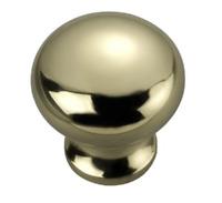 """FURNITURE Brass Shutter Knob Sash Jewelry Box TINY KNOB Tray with Screw 3/4"""""""