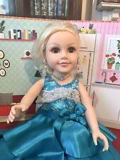 Large Geoffrey LLC Doll Stunning Quality Journey Girl