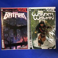 DC Comics FUTURE STATE NEXT BATMAN #1 Wonder Woman 1 1st APP Yara Flor 2021 NM+