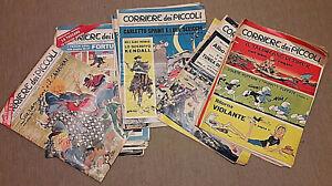 Corriere dei Piccoli anno ANNO LVI (1964) - 10 numeri