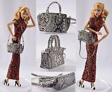 "Sherry Doll Bag 12-22"" Tonner Sybarite Fashion Royalty Poppy Parker FR2 (27Bag-6"
