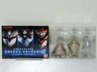 Used Bandai Hikaru Naru Premium Ultraman Color Timer 1 Tiga & Dyna & Gaia Japan