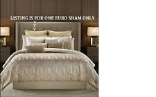 Nip Candice Olson Interplay Euro European Pillow Sham Gold