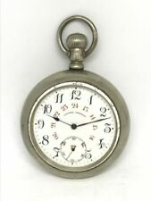 Longines Private Label Cal.21.54 24-Hour Dial Pocket Watch, Running | 23311