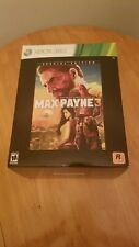 Max Payne 3 -- Special Edition (Microsoft Xbox 360, 2012) Free Shipping