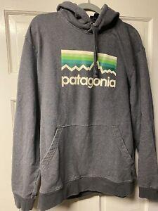 Patagonia Sweatshirt Hoodie Sz L