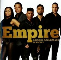 Empire Cast : Empire (Original Soundtrack Season 3) CD New and sealed