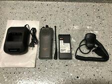 Motorola XTS1500 700/800 MHz P25 Trunking Radio H66UCC9PW5AN w/ Accessories