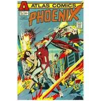 Phoenix (1975 series) #1 in Very Fine + condition. Atlas-Seaboard comics [*0o]