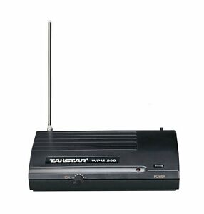 Takstar WPM-200 Wireless System In-Ear Monitor with 6 Receivers 780-789Mhz