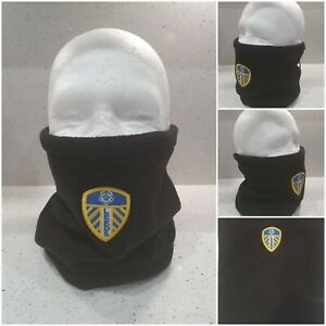 Leeds Snood / Face Mask / Face Covering - Black