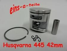 Kolben passend für Husqvarna 445 42mm NEU Top Qualität
