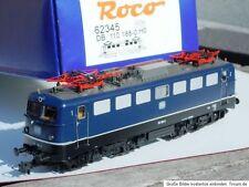 Roco 62345 E- Lok BR 110.1 blau Einfachlampen Neu in OVP, mit DSS, mit LED-Licht