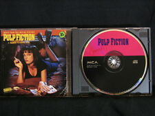 Pulp Fiction. Film Soundtrack. Compact Disc. 1994. Made In Australia