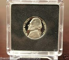 10 BCW 2x2 Coin Holder Snap Capsule Buffalo NICKEL 21.2m Display Case Frame