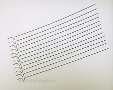 282: 12x Ø0.9xL300mm PUSH/PULL Rods, Parts for RC Airplane
