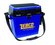 Zebco Allround - Sitzkiepe Sitzbox  Angelbox Angelkoffer Neu 8023001