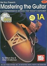 Mastering the Guitar 1A, Very Good, William Bay Book