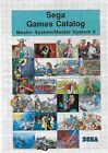Video Game Pub Sega Master System II Games Catalog