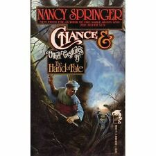 CHANCE & OTHER GESTURES THE HAND OF FATE Nancy Springer PB 1st 1987 S2