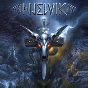 Hjelvik - Welcome to Hel - New CD Album - Pre Order - 20th Nov