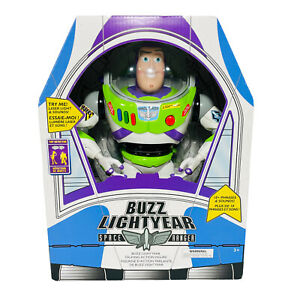 DISNEY PIXAR TOY STORY BUZZ LIGHTYEAR SPACE RANGER NEW SEALED