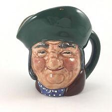 Royal Doulton Mini Character Toby Jug Mug TOBY PHILPOT