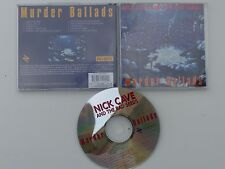 CD ALBUM NICK CAVE AND THE BAD SEEDS Murder ballads 8414242