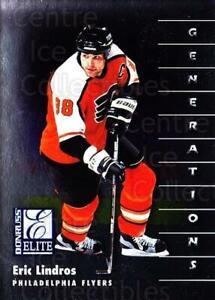 1997-98 Donruss Elite #119 Eric Lindros
