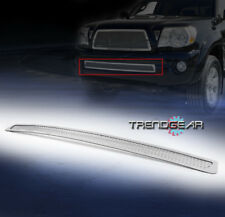2005-2011 TOYOTA TACOMA BUMPER LOWER STAINLESS STEEL MESH GRILLE INSERT CHROME