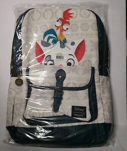 Rare Loungefly Moana Pua + Hei Hei Backpack NWT,  May Be The Last Packaged One!