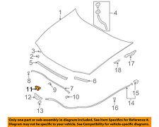 SUBARU OEM 90-99 Legacy Hood-Lock Latch Striker 57311AA000