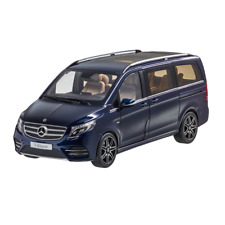 Mercedes Benz W 447 - V-CLASS AMG Line Blue 1:18 NIP Norev Limited 1000