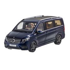 Mercedes Benz W 447 - CLASE V AMG Linea Azul 1:18 NUEVO emb.orig NOREV Limitado