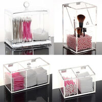 Acrylic Makeup Organizer Storage Box Lipstick Jewelry Case Holder Display Stand