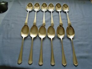 JOB LOT VINTAGE CUTLERY SETS SILVER PLATED SERVING SPOONS TABLESPOONS DWTS PB A1