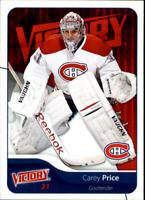 2011-12 Upper Deck Victory Hockey #104 Carey Price Montreal Canadiens