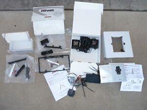 NEW K40 RL360i Built-in Radar Detector Complete Kit +2 transponders