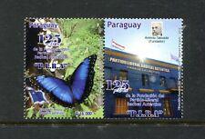 Paraguay 2941, MNH, Butterfly 2012. x31754