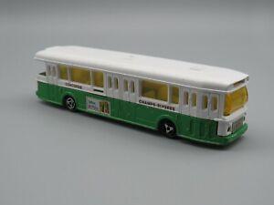 Autobus grün Majorette Nr. 310 Scale 1:87 Made in France