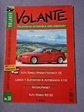 Volante Italienische Automobile und Lebensart Fiat Lancia Alfa Romeo RZ SZ 04/97