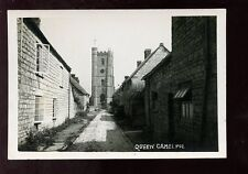 Somerset QUEEN CAMEL St Barnabas Church early RP PPC