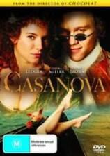 Casanova NEW DVD Heath Ledger Sienna Miller Jeremy Irons Oliver Platt REGION 4