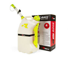 Tanica Rifornimento Rapido Benzina Rtech 15 Litri Giallo Fluo Racetech Fuel Tank
