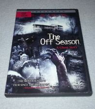 The Off Season: A Ghost Story (DVD, 2005) Horror