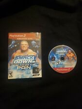 Ps2 smackdown here comes the pain